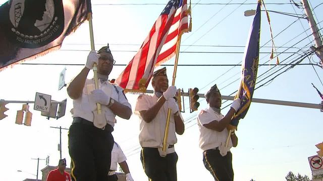 Memorial Day parades in Central New York