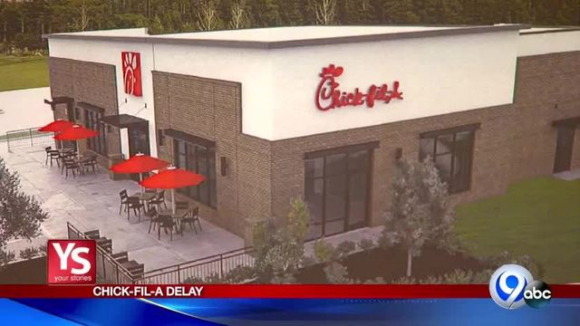 Cicero Chick-fil-A construction date set: First on 9