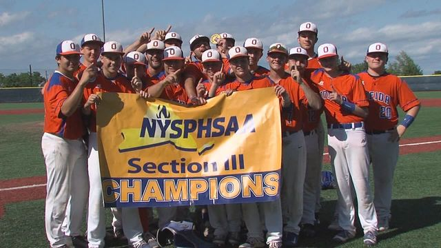 Oneida knocks off Skaneateles 7-2 to win the Section III Class B Championship