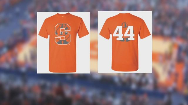 Design your own Orange Out t-shirt