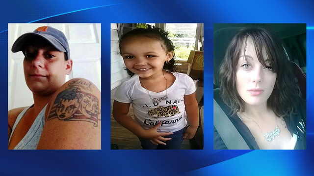 State Police asking for public's help in locating 2 women and a 5-year-old