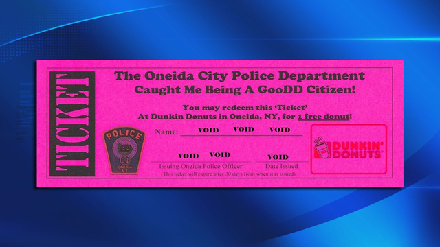 Look out: Oneida City Police will be ticketing kids for being 'GooDD'
