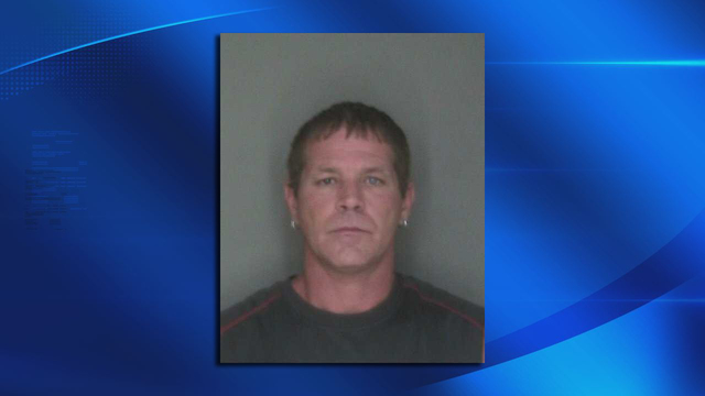 Tree service contractor arrested for allegedly taking money without doing work