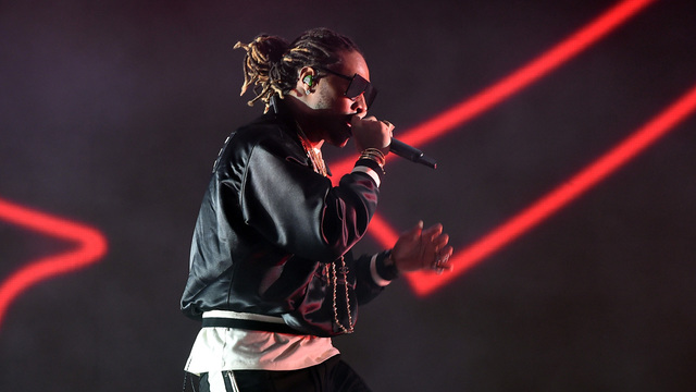 Rapper Future coming to Lakeview