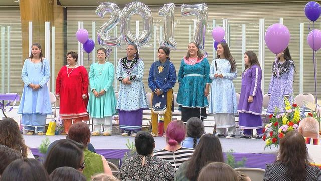 Onondaga Nation holds special graduation ceremony