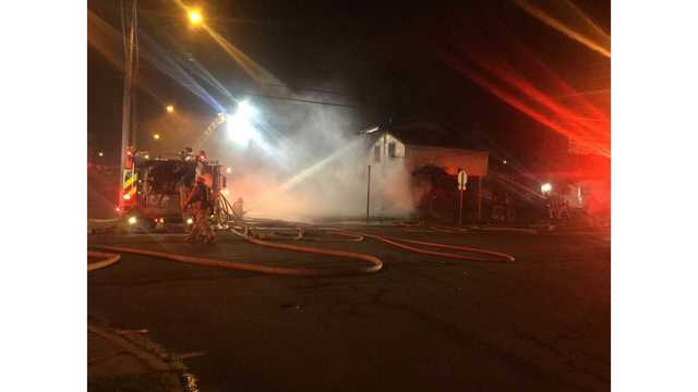 Syracuse firefighters looking for cause of fire in vacant building