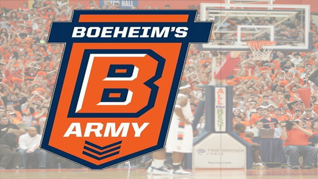 Cooney, Triche among Boeheim's Army players to throw first pitches at Chiefs game on Thursday