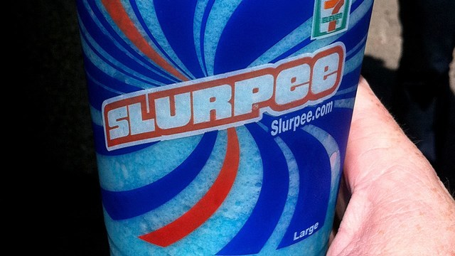 Get a free Slurpee on Tuesday at 7-Eleven