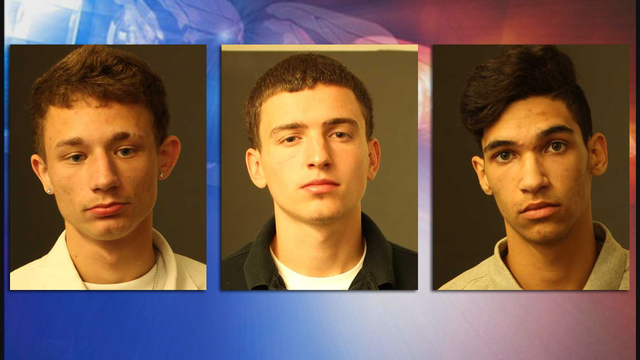 4 teens arrested for gang assault in North Syracuse