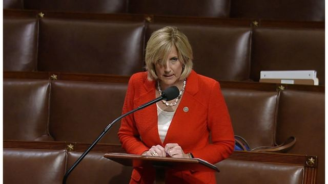 GOP congresswoman says most mass murderers are 'Democrats'