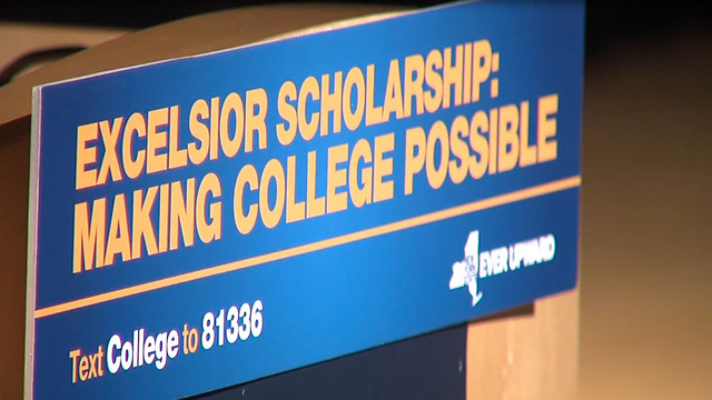 You're running out of time to apply for the Excelsior Scholarship