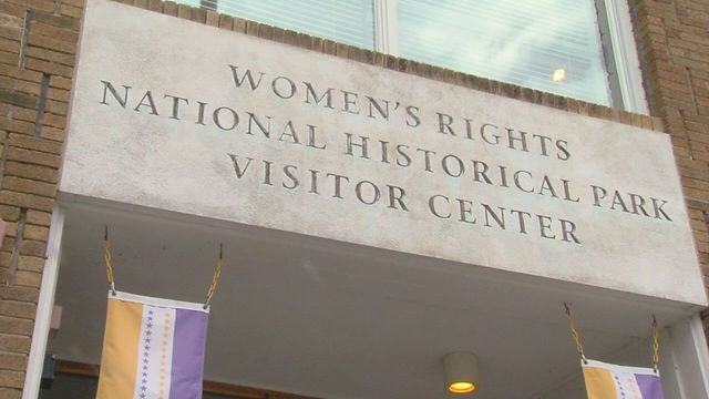 Women's Rights National Historical Park working to rebuild reputation with Seneca Falls locals
