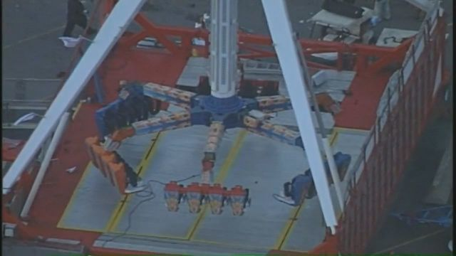 18-year-old killed when ride breaks in mid-air at the Ohio State Fair