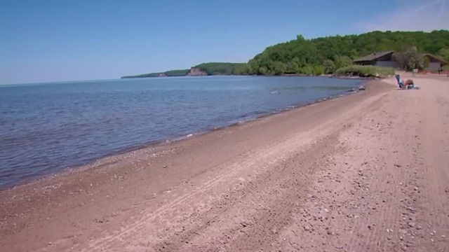 Lake Ontario water levels coming down