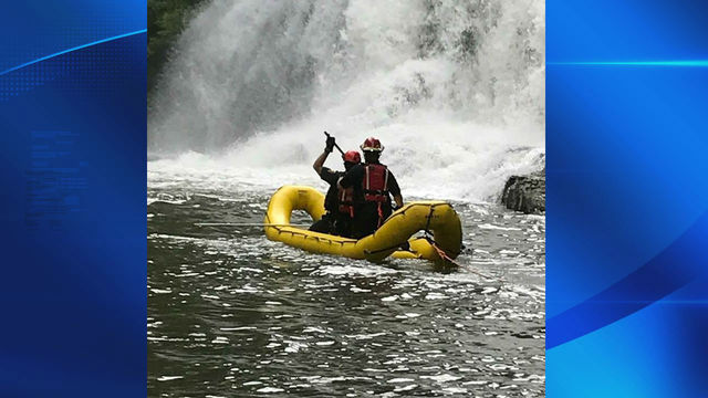 Person who died in Ithaca gorge identified as Cornell freshman