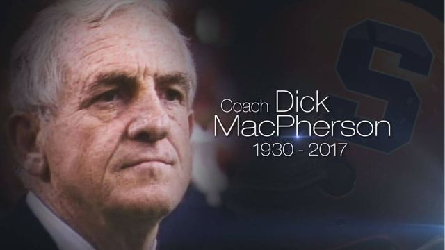 Remembering the life and legacy of Coach Dick MacPherson