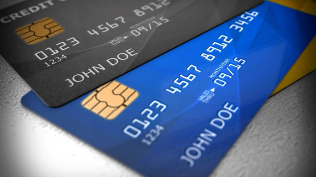 Chips in credit cards could pose security risk