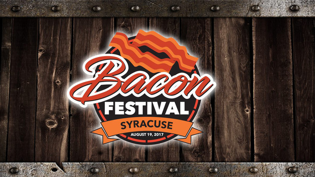 First annual Bacon Festival coming to Downtown Syracuse