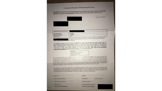 Is your NYS unclaimed funds letter a scam: Your Stories