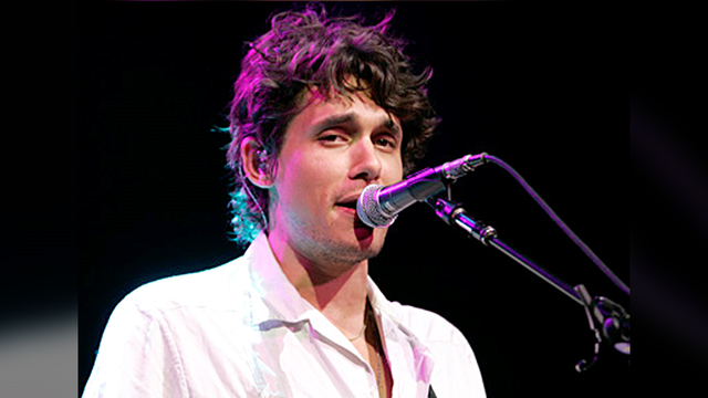 John Mayer's Amphitheater concert to go on as scheduled