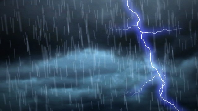 Severe thunderstorms threaten Valley later today