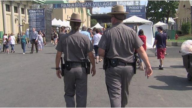 Staying safe at the New York State Fair