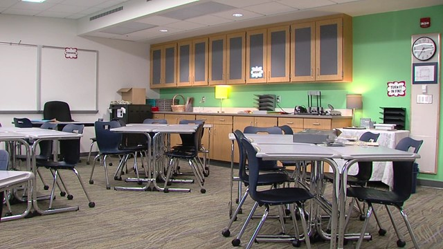 Chestnut Hill Middle school reopens following major upgrades
