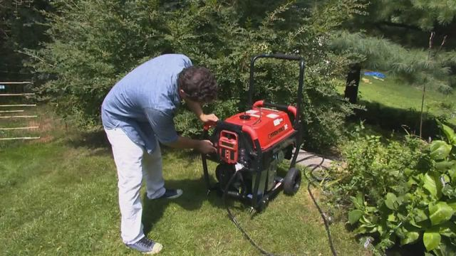 Storm-prepping your generator: Consumer Reports