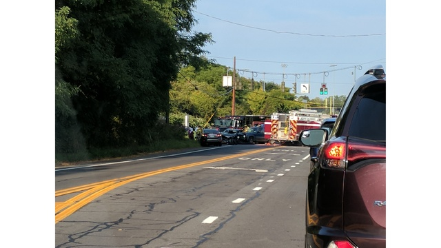 Route 173 near OCC re-opens after crash