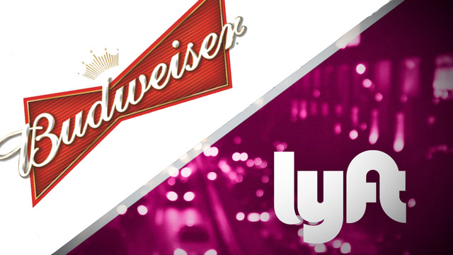 Lyft, Budweiser Team Up to Reduce Drunk Driver