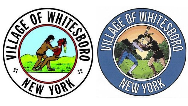 Village of Whitesboro changes seal mocked on 'the Daily Show'