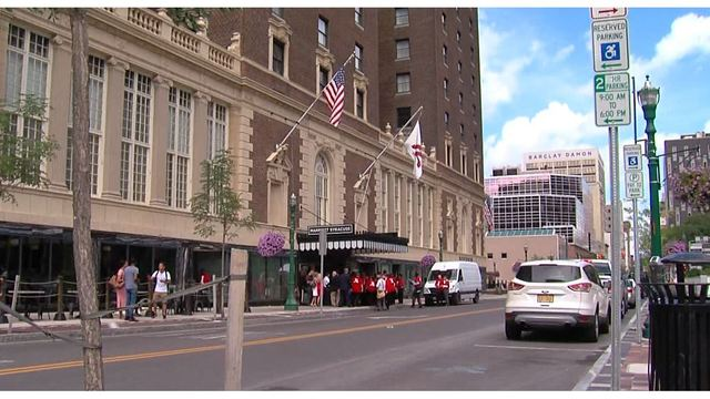 Marriott Syracuse Downtown named Best City Center Historic Hotel by Historic Hotels of America