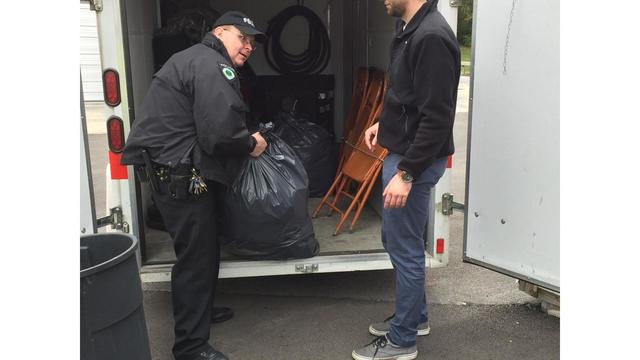 1,300-pounds of medication collected by police and deputies in Cortland County