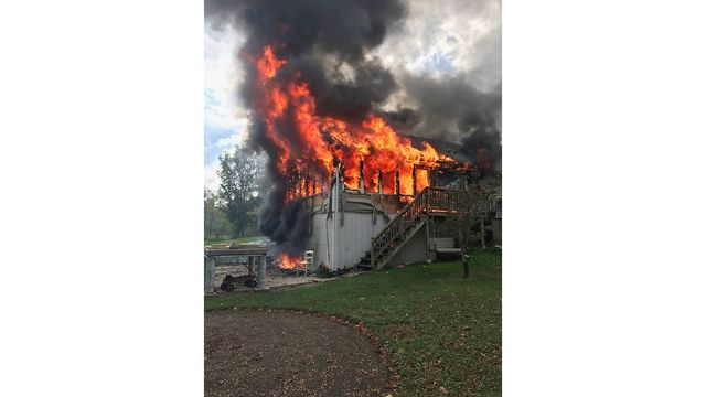 Red Cross helps family of six following fire in the town of Oswego
