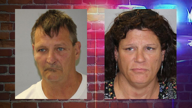 Canastota pair accused of extorting more than $100K from elderly victim