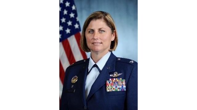 Watertown war veteran becomes first woman to command 109th Airlift Wing