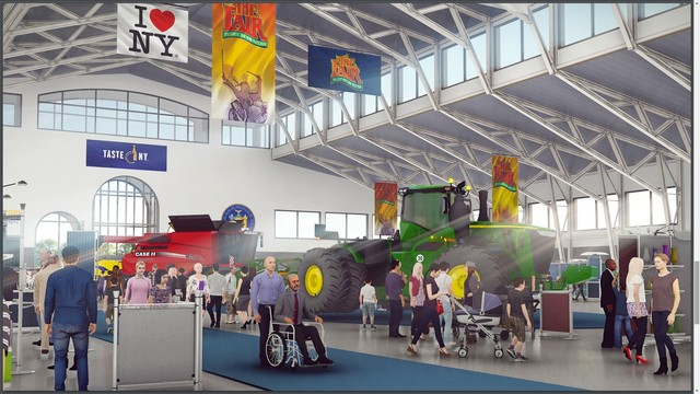 State Fair Expo Center construction should start after November: Your Stories