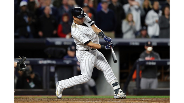 Yankees rally late, even ALCS