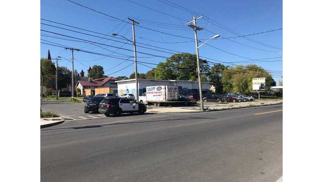 Syracuse Police: Victim in his 70s 'grazed' by bullet to the head