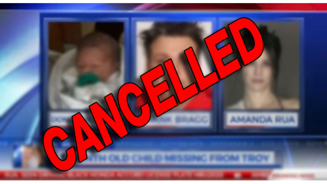 UPDATE: AMBER Alert cancelled for 3-month-old abducted in Troy
