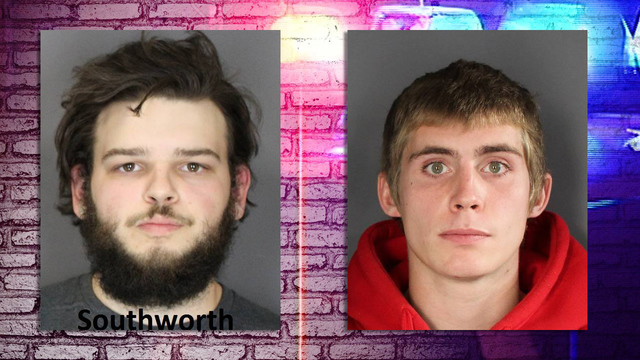 2 charged in Cortland graffiti investigation; other suspects sought