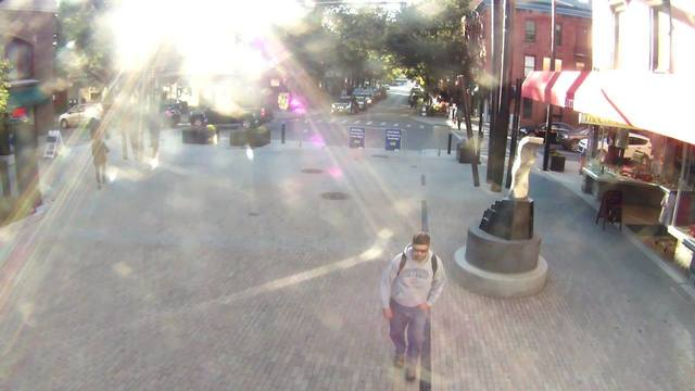 Police trying to ID suspect in Ithaca Commons forcible touching incident