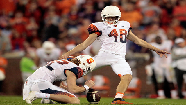 Daniel Carlson named semifinalist for Groza Award, Wuerffel Trophy