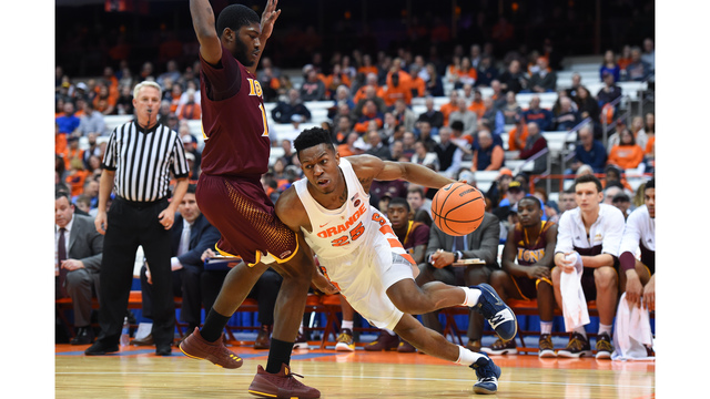 Tyus Battle scores 28 points, helps lead SU to 71-62 win over Iona