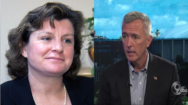 Mayor Miner and Rep. Katko trade jabs over possible election match-up