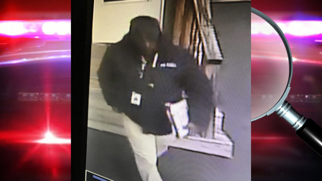 Auburn Police looking for suspected package thief