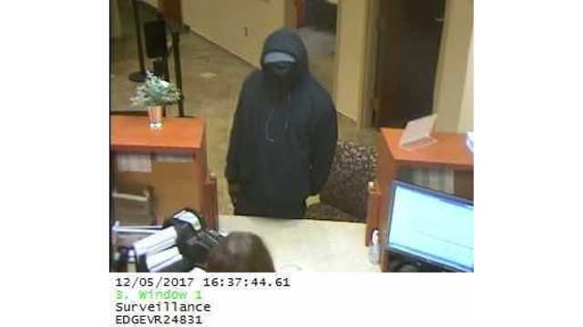 Ithaca Police seek suspect information after bank robbery