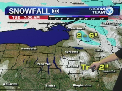 Forecast First LocalSYR NewsChannel WSYR - Wsyr weather forecast