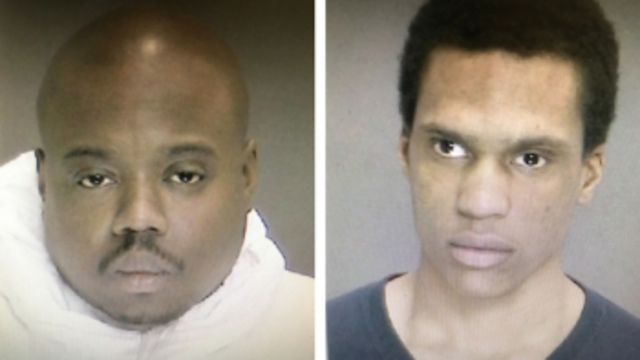 Two men arraigned in Troy quadruple homicide