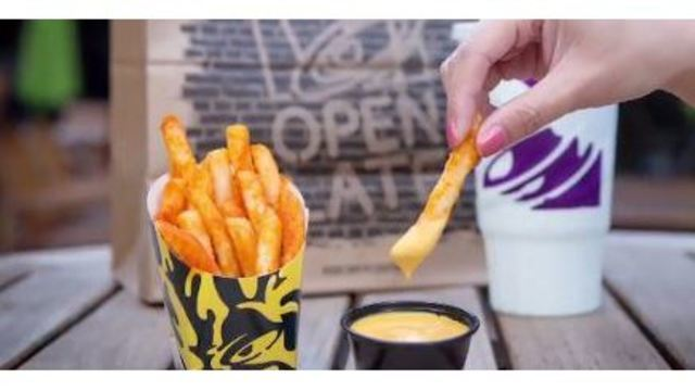 Taco Bell adding $1 'nacho fries' to its menu